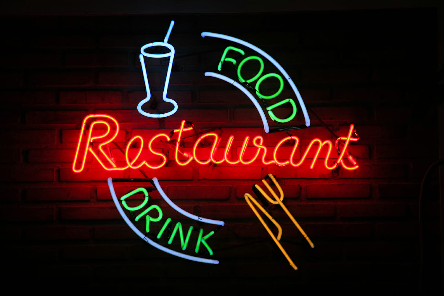 Traditional Neon Sign