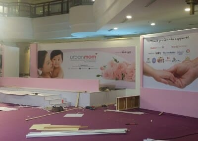 Event Display Setup